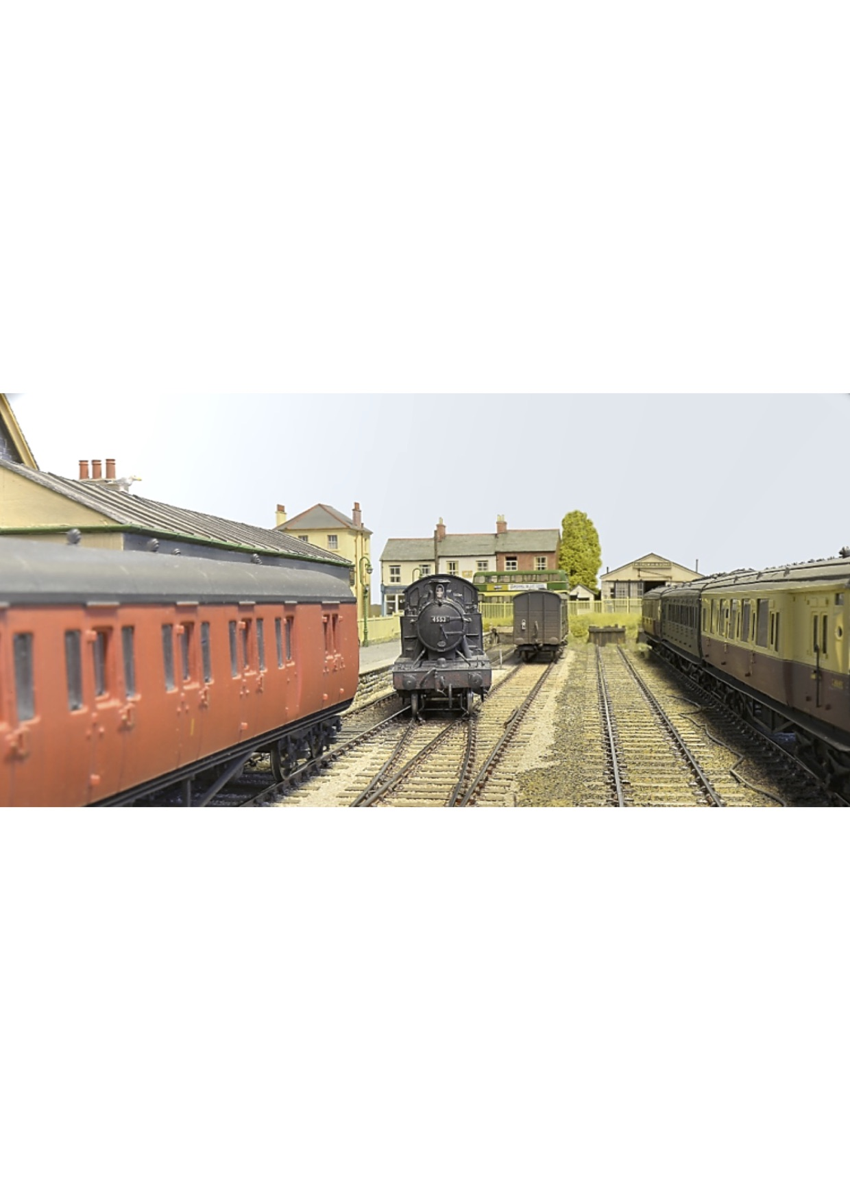 EXHIBITION: BRITISH FINE-SCALE RAILWAY MODELLING