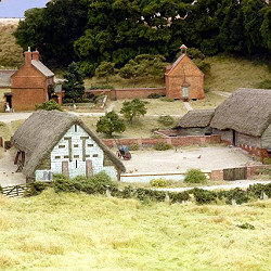 Model of Britchcombe Farm thumbnail