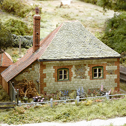Model of The Friends' Meeting House, now The Old Meeting House thumbnail