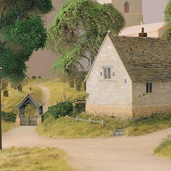 Model of Tom Brown's School House thumbnail